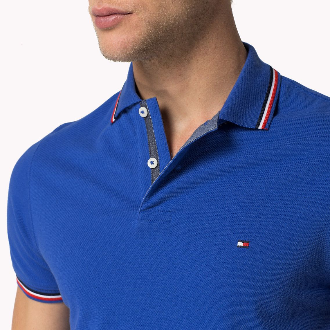 Tommy Hilfiger Core Tommy Regular Polo Hombre