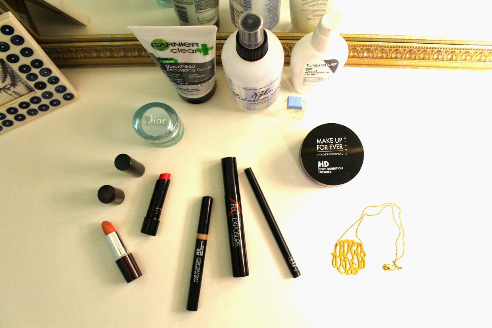   beauty products on the go  