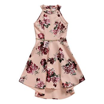 349be32e2 A-line Dresses Shop All Girls for Kids - JCPenney | victoria | Kids ...