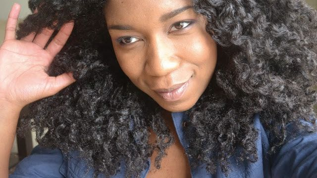 Love it/Leave it: Braid Outs ~ Alice in Nappyland