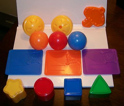 Fisher price toys parts