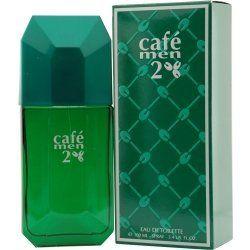 Cafe Men 2 By Cofinluxe Eau-de-toilette Spray, 3.3-Ounce by Cofinluxe. $9.02. This item is not a Tester.. 3.3 oz. eau de toilette spray. This item is not for sale in Catalina Island. Cafe Men 2 by Cofinluxe 100ml 3.3oz EDT Spray