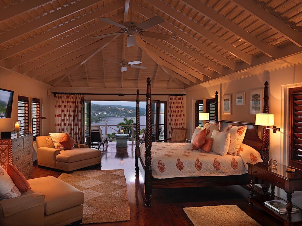 Ralph Lauren Designed The Interiors At This Jamaican Resort With