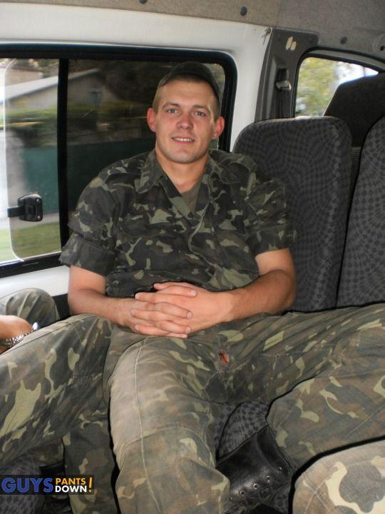 army Gay men uniform military