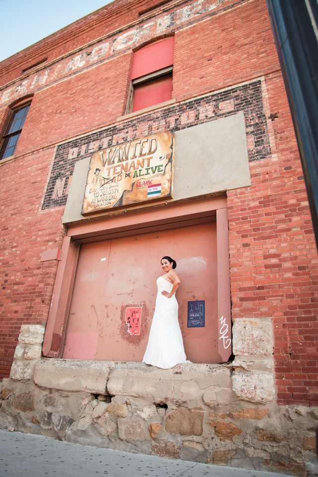 El Paso Destination Wedding Photographer Love Bride Groom Union Plaza Downtown Taken By Mountain Star