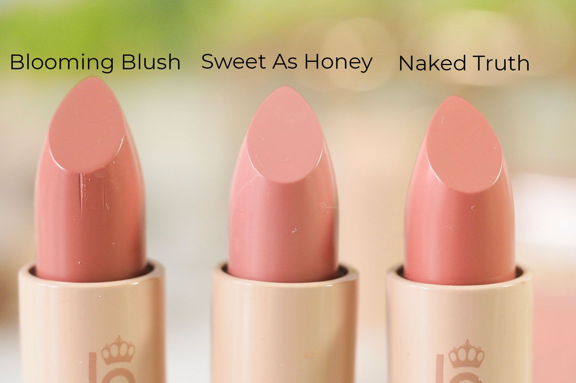 Lipstick queen nothing but the nudes sweet as honey