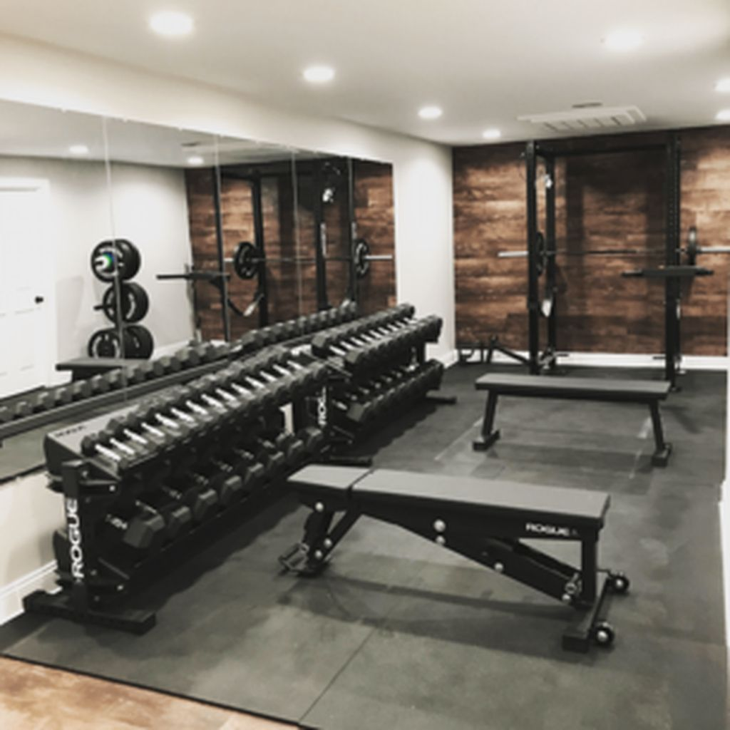 20+ Modern Home Gym Decor Ideas On A Budget For Small Room