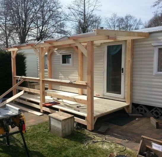 An Update On My Log Cabin Renovation: Pin By David Shoddy On Back Deck Plans Ideas