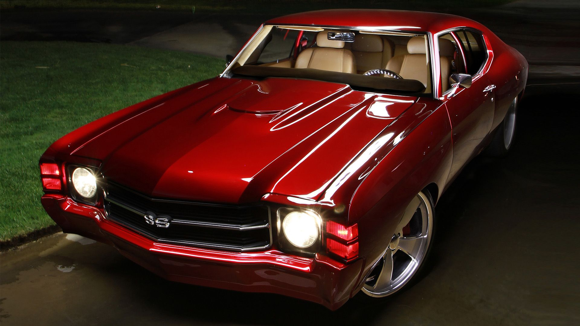 71 Chevy Chevelle SS: Old School Roots, New