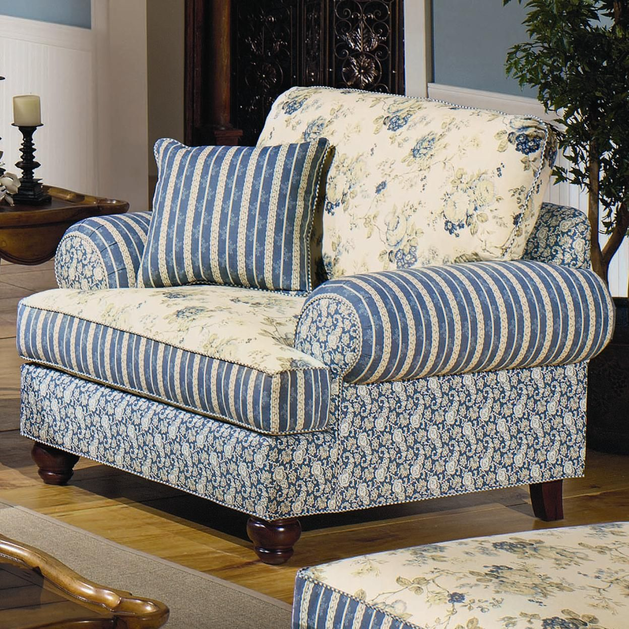 upholstered chair by craftmaster diy furniture pinterest