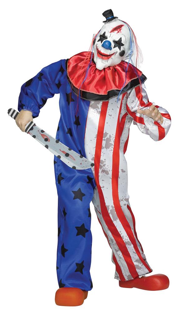 Clown Costume Costumepub Com Clown Costume Evil Clown Costume Halloween Costumes For Kids