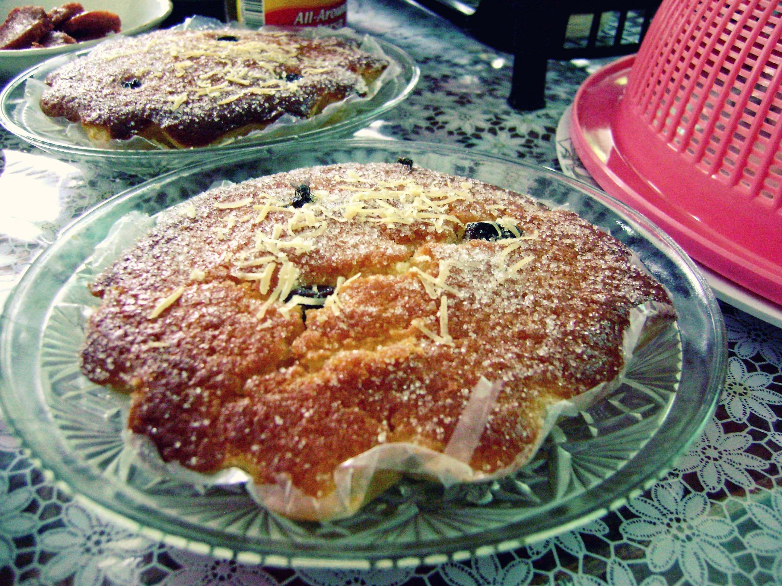 Torta from Argao, Cebu