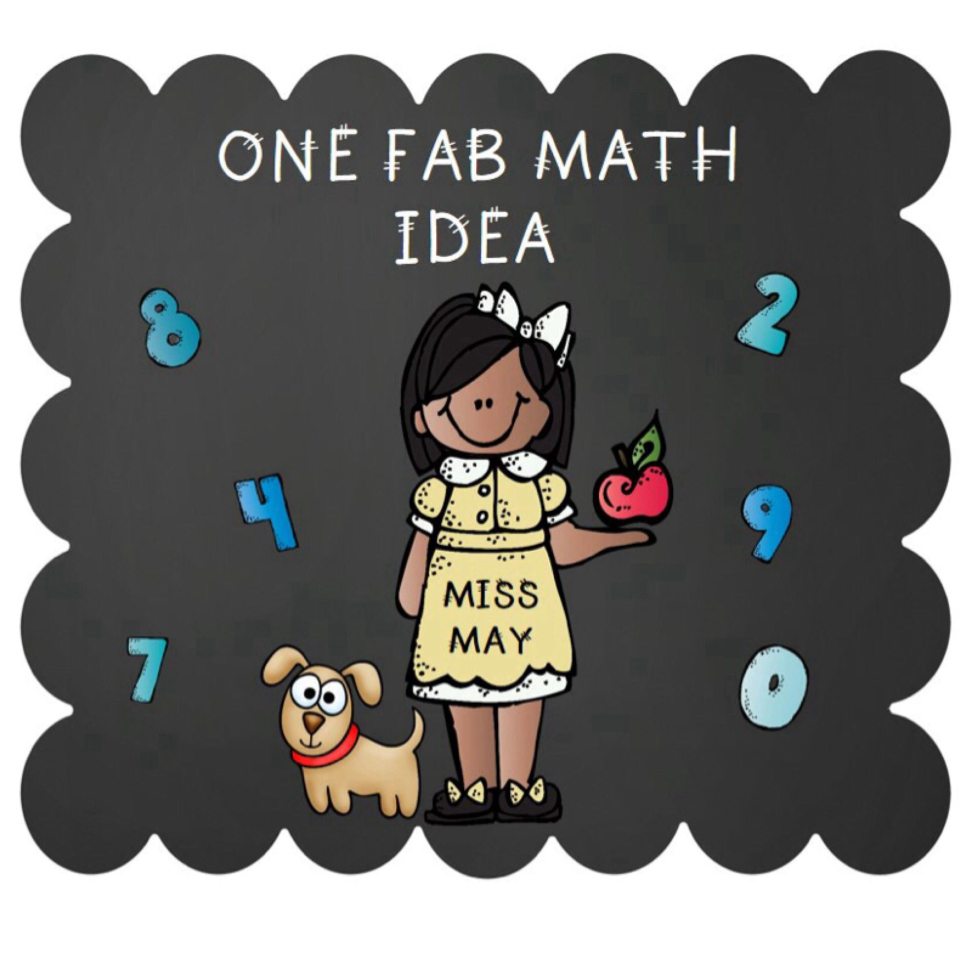Math Pinterest Board