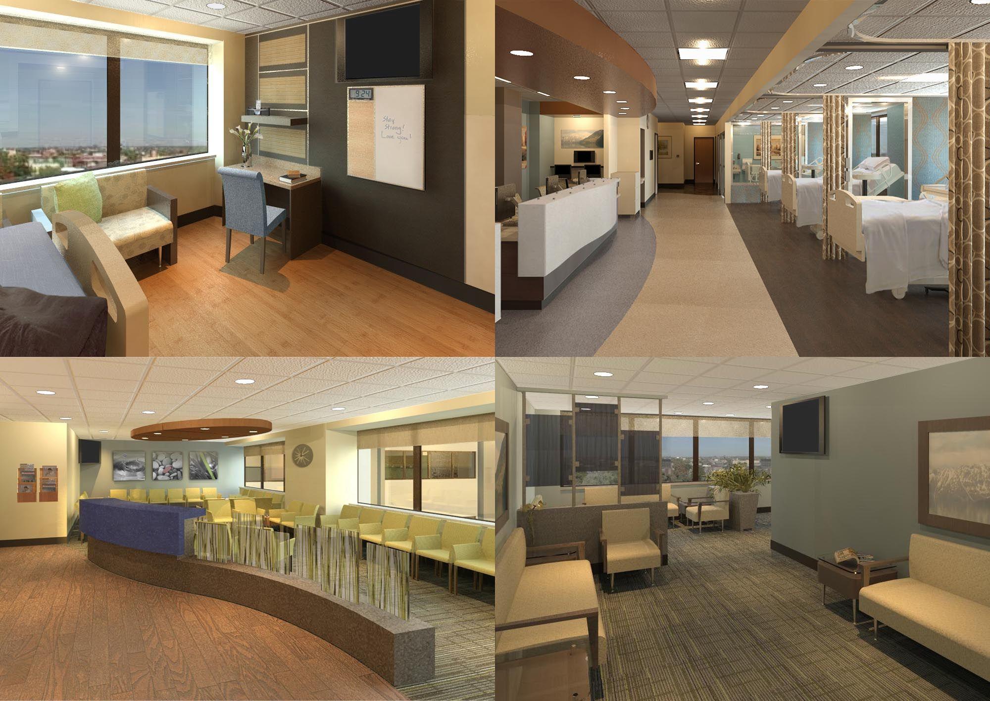 Healthcare Interior Design Trends The