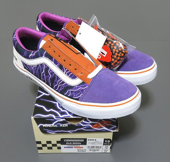2fcbb46109 Mindseeker VANS old skool Lightning US10  fashion  clothing  shoes   accessories  mensshoes  athleticshoes (ebay link)