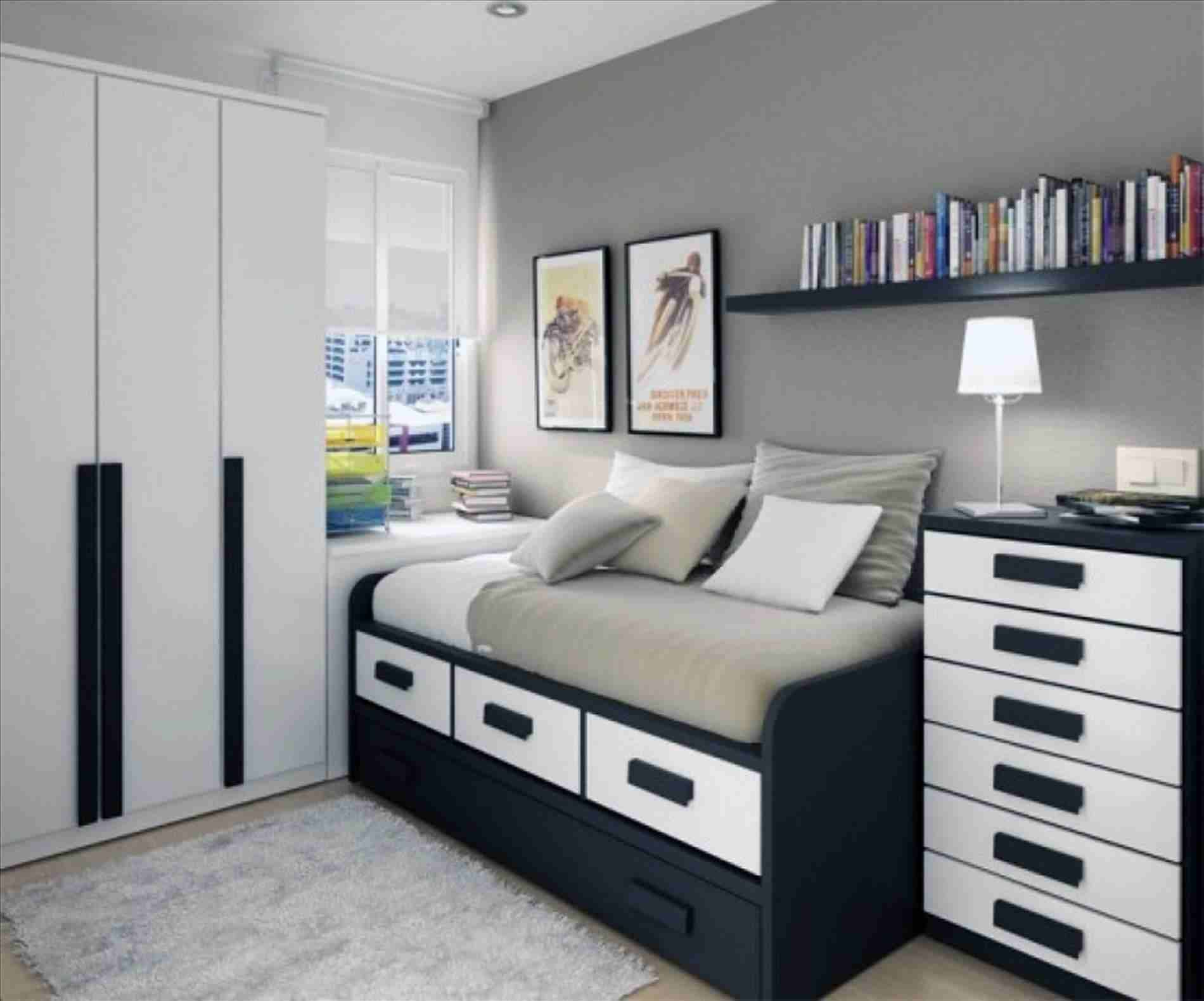 Best Teenage Modern Bedroom Ideas Round Modern White 400 x 300