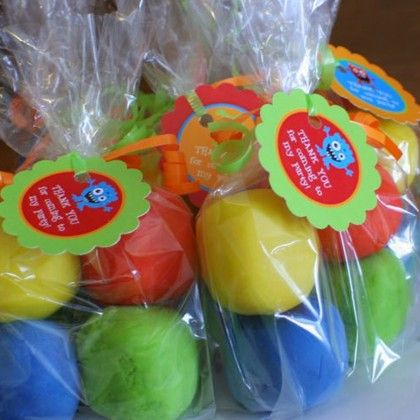 Easy Affordable Party Favor Ideas For 1st And 2nd Birthday Parties Via Babyzone