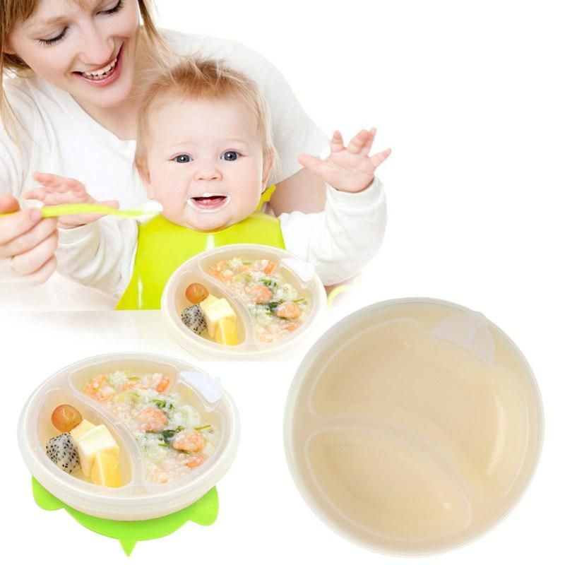 Feeding Dishes Warming Bowl Food Warming Plate Hot Water Insulation Bowl Baby Dishes Dinnerware Table Ware Warming Dishes