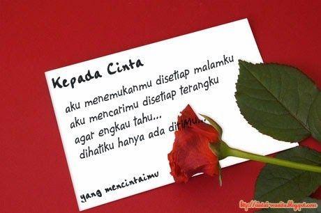 Cinta Dan Wanita Surat Cinta Contoh Surat Cinta Untuk