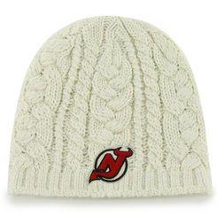 wholesale dealer ced14 830a6 Women s New Jersey Devils  47 Brand Natural Shawnee Beanie