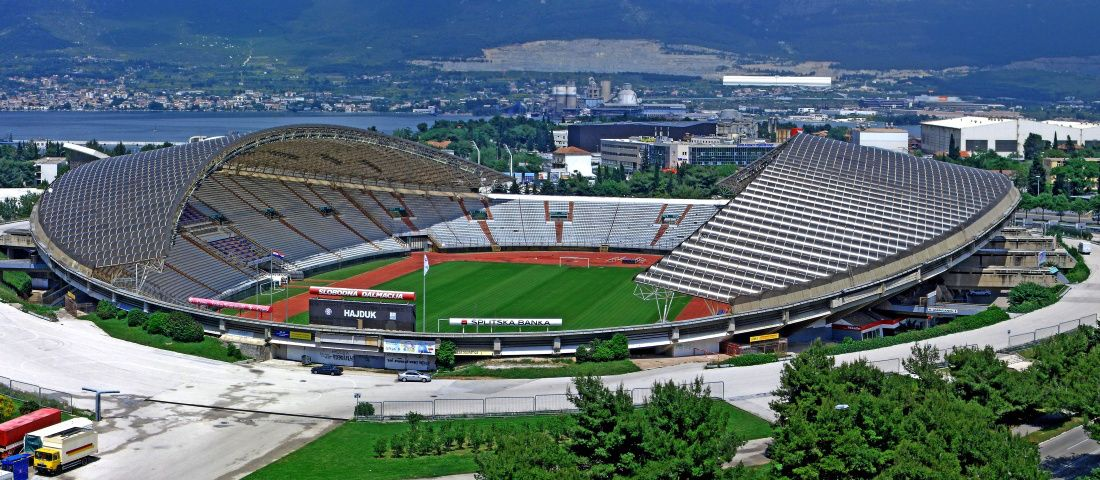 Stadion Poljud World Cup Countries Football Stadiums Stadium