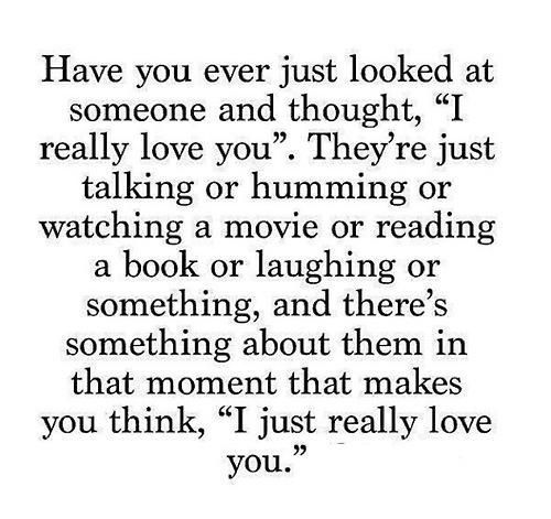 Love quotes... I really love you