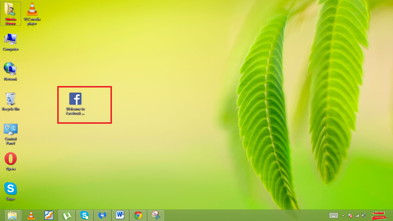 Know how to create a desktop icon for a website? Every