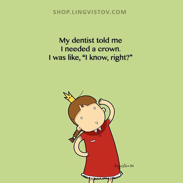 Shop.lingvistov.com - #illustrations, #doodles, #joke, #humor, #cartoon, #cute…