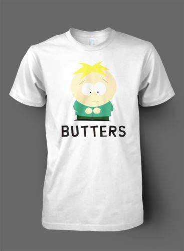 3535b8937d0b8c Butters Charector - TShirt - Funny Southpark - High Quality - Unofficial  Merch