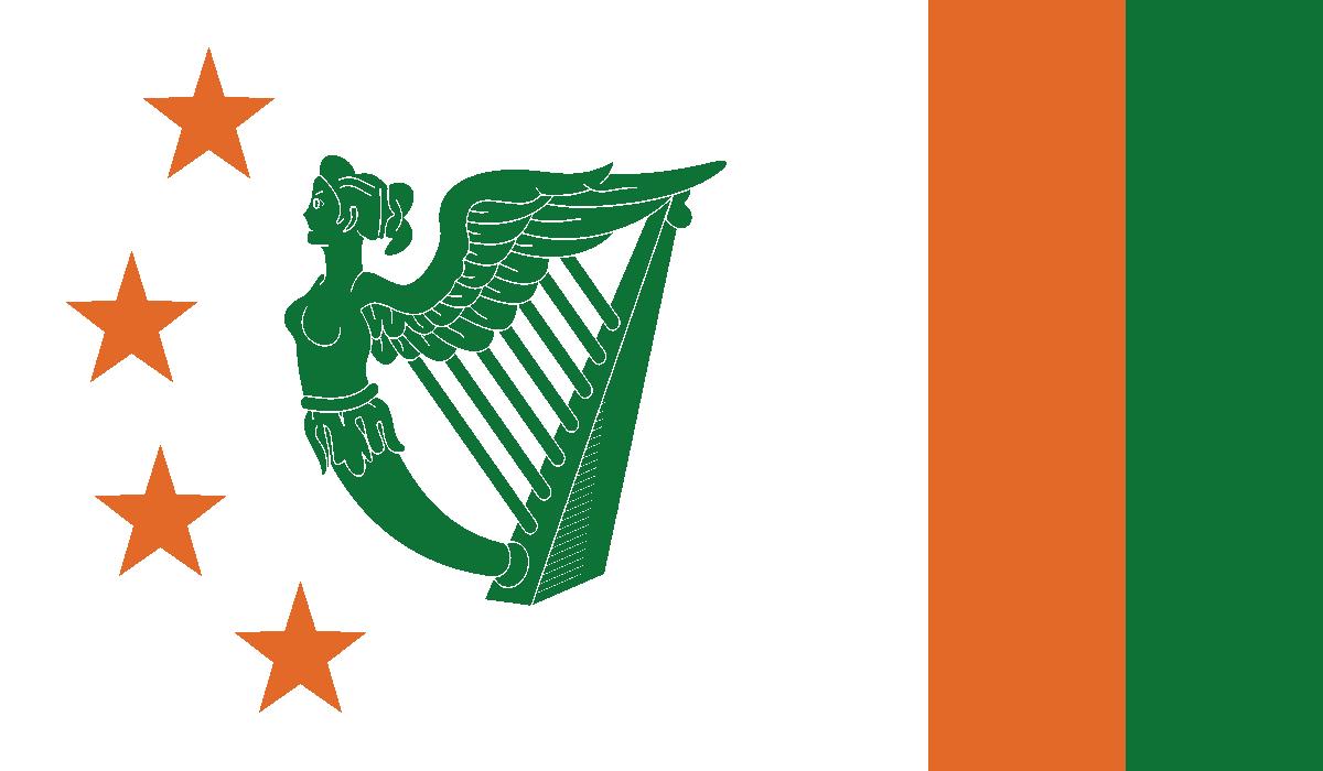 Ireland Flag Art Ireland Flag Flags Of The World