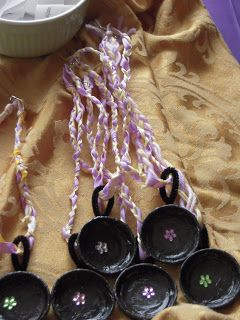 frying pan necklace ! DIY?