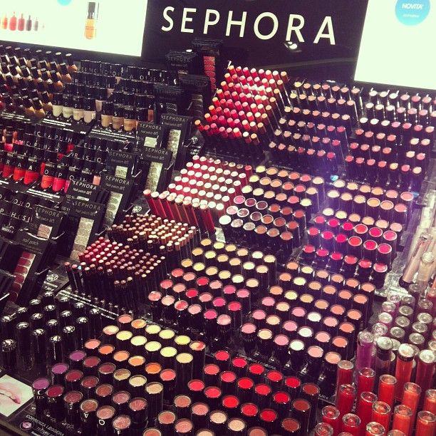 Makeup Cosmetics Sephora Shop Girls Girly Quality Makeup Sephora Basic Makeup