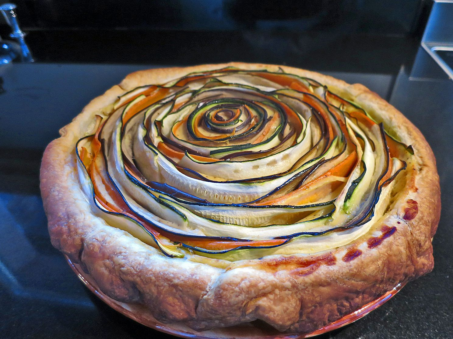 Torta di Verdura 1
