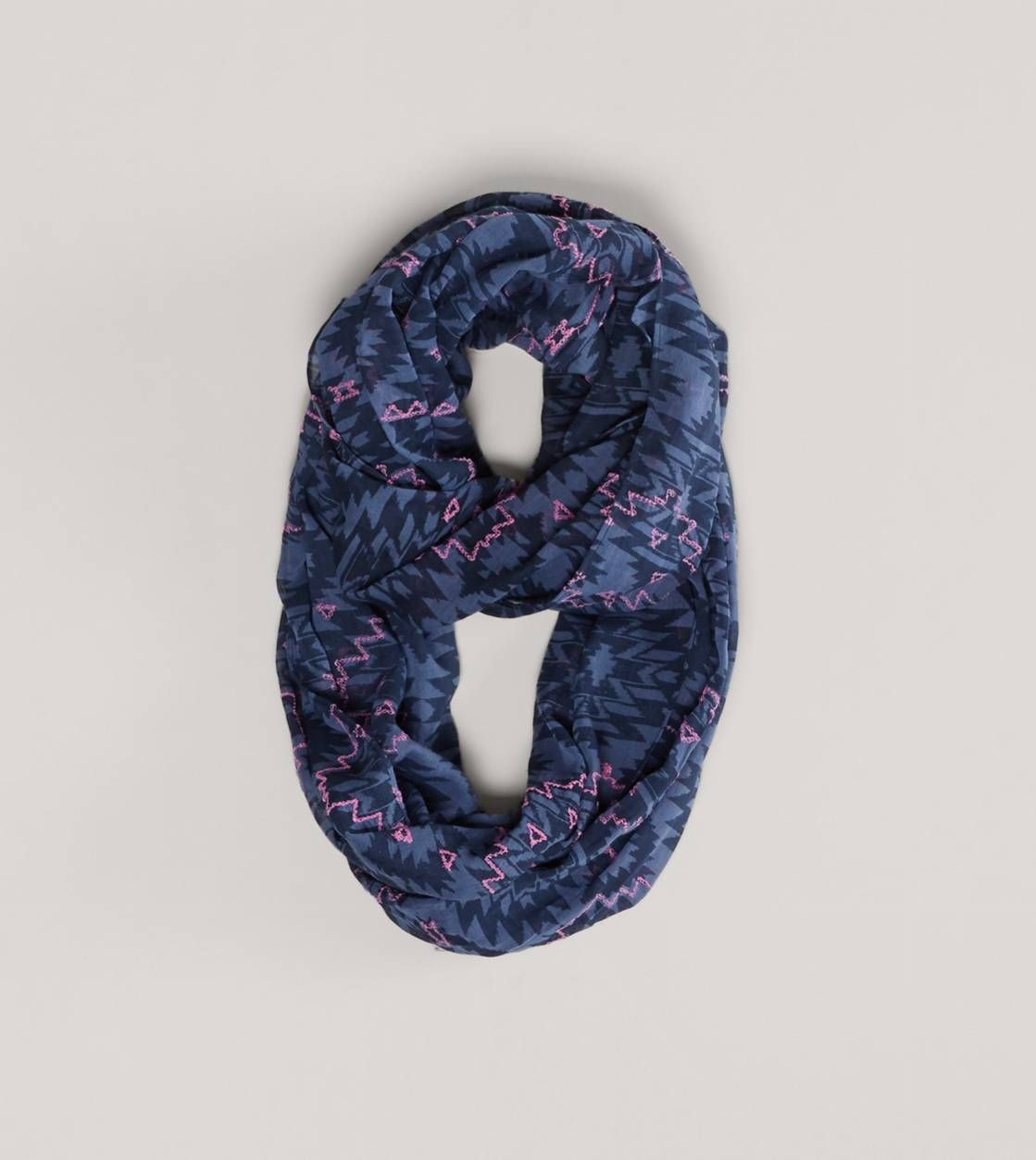 American Eagle Embroidered Loop Scarf 82 Pln Liked On: Loop Scarf, Clothes For Women