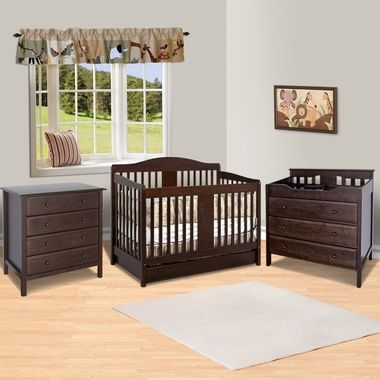 3 Piece Nursery Set