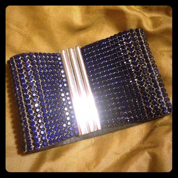 Genuine Daniel Swarovski Crystal Cuff Bracelet | Crystal cuff ...