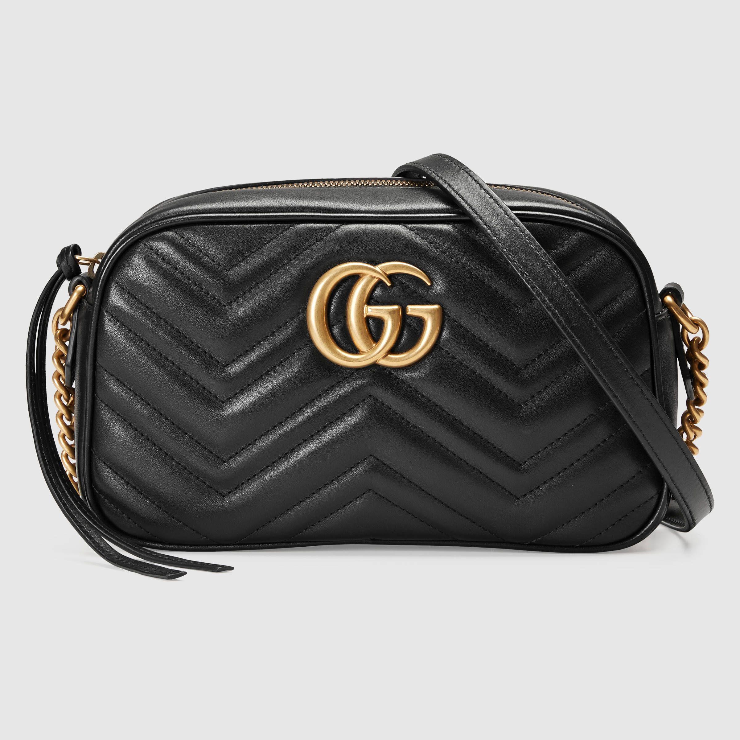 GG Marmont matelassé shoulder bag  dc0894fd448