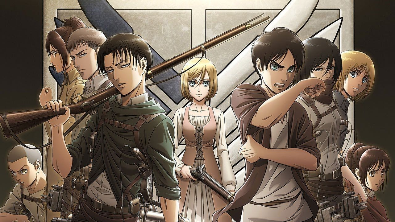 'Attack on Titan' S3, Pt. 1 The Human Enemy Attack on