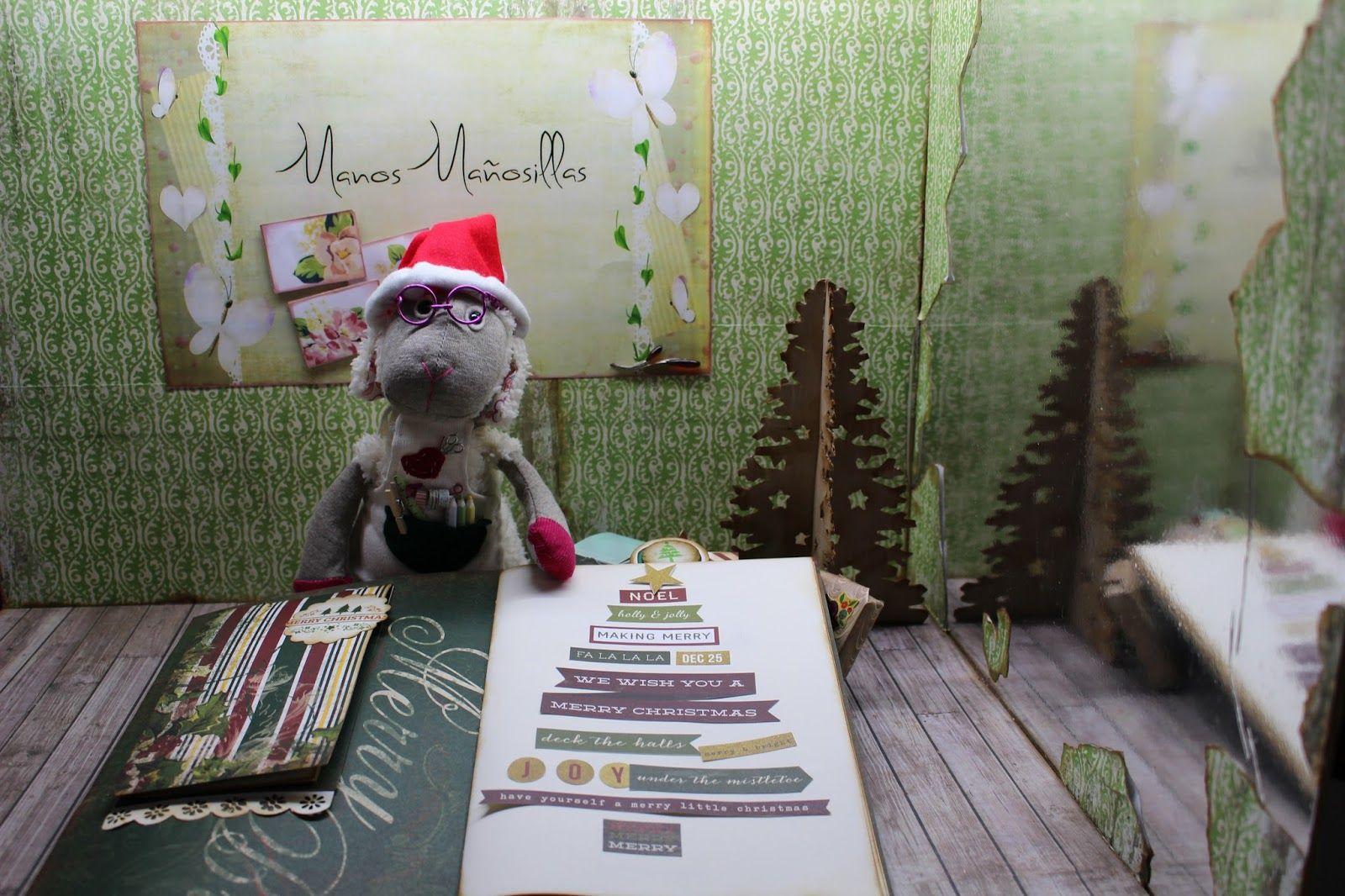 Manos Mañosillas: Iniciando Modo Navidad