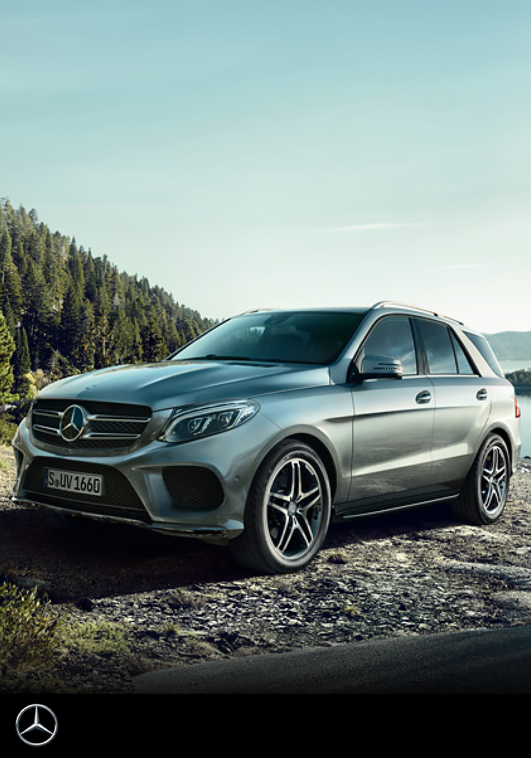 The new GLE Make the best of every ground. GLE