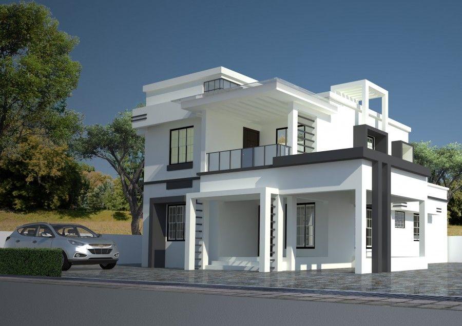 stunning home design house plans. 2223 Sq ft 4 Bedroom Stunning Home Design