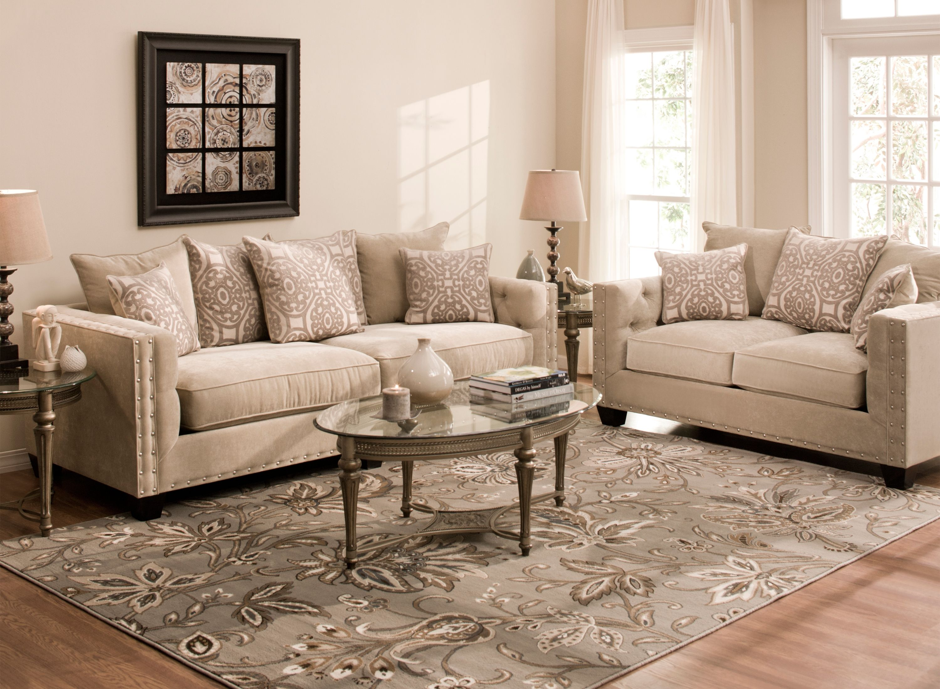 Best Give Your Living Room The Perfect Combination Of Comfort 400 x 300