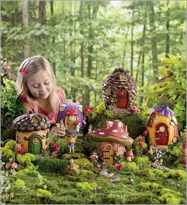 Fairy Garden Ideas U2013 How To Build A Magic Home For Fairies And Elves
