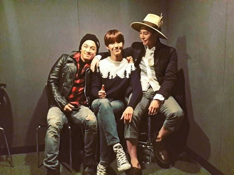 Kwanghee talks about his growing friendship with G-Dragon and Taeyang + his variety career | http://www.allkpop.com/article/2015/09/kwanghee-talks-about-his-growing-friendship-with-g-dragon-and-taeyang-his-variety-career
