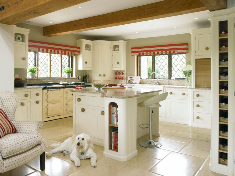 The Cooks Kitchen By Mark Wilkinson Furniture White Cottage