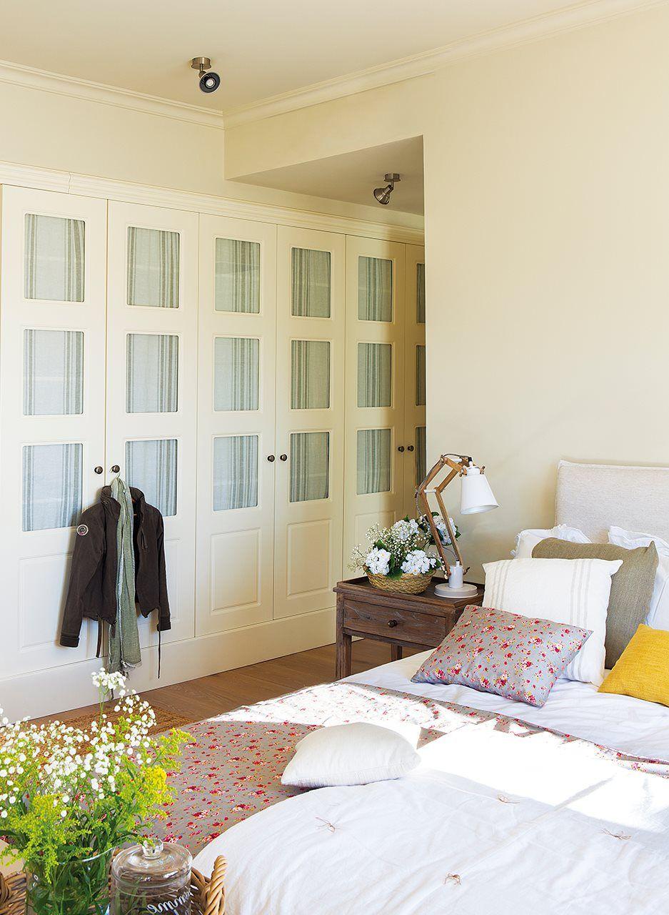 8 soluciones para integrar el armario casa armarios - Armario para habitacion ...