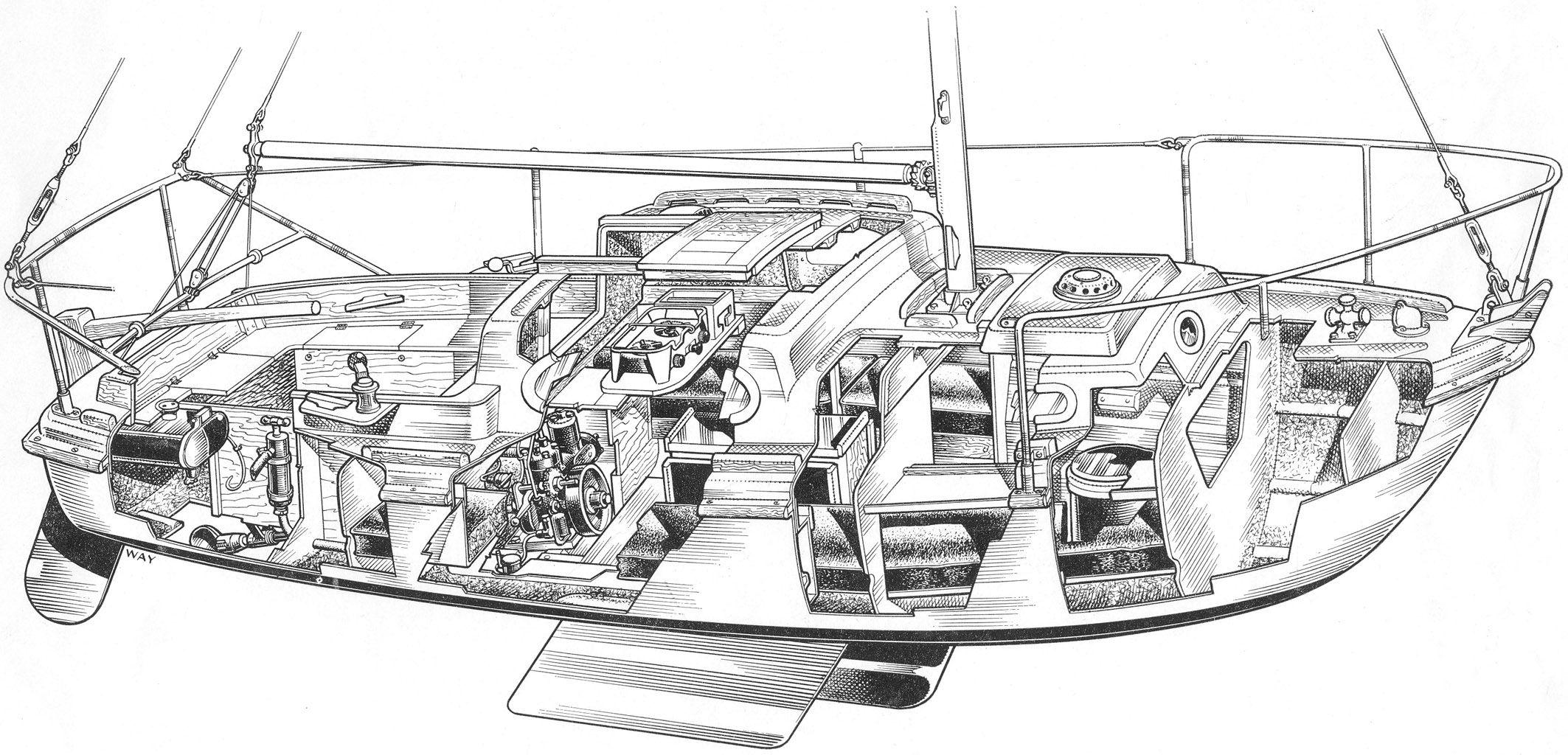Spaceship Cutaway Diagram 2003 Ford Escape Wiring Crystal Jpg 21261024 Cutaways Pinterest