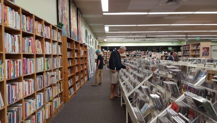 The Largest Used Bookstore In North Carolina Has More Than