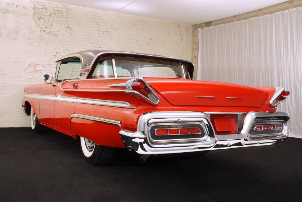 1958 Mercury Montclair Turnpike Cruiser For Sale From The Bay City ...
