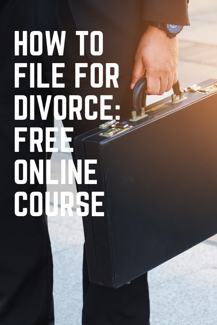 The process of filing for divorce in Arizona can be simple
